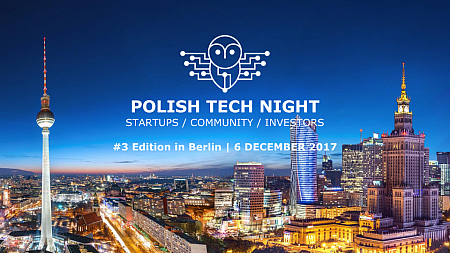 Innovation aus Polen: Die Polish Tech Night platzt aus allen Nähten