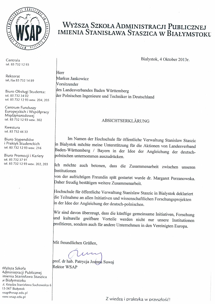 Wyższa Szkoła Administracji Publicznej imienia Stanisława Staszica w Białymstoku